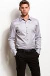 Herringbone Jacquard Shirt