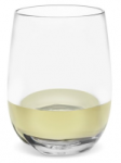 DuraClear Osteria Stemless White Wineglass