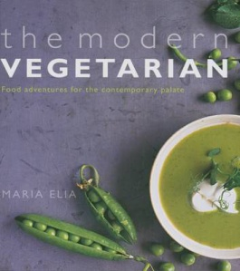 The Modern Vegetarian by Maria Ella, $