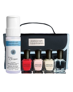 Deborah Lippmann Get Nailed Manicure Set, $48