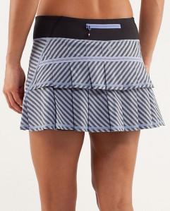 Lululemon Pace Setter Running Skirt, $58