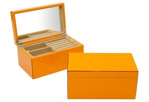 Palm Beach Chic's Elle Jewelry Box, $79