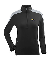 Antigua Women's Baltimore Ravens Succeed Jacket