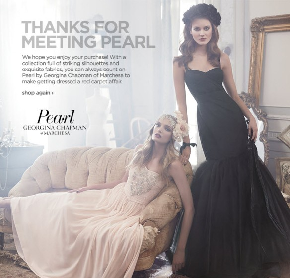 Pearl by Marchesa