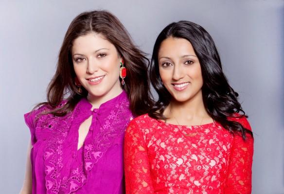 Company cofounders Daniella Yacobovsky and Amy Jain
