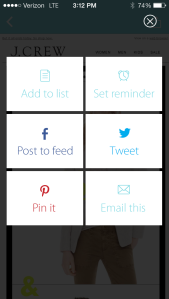 Social Features and Lists